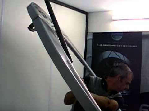 Paul McGinley Golf Swing -- Before Explanar