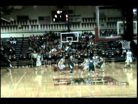 David Ahern -  Marin Catholic High School 2010 - 2011 Season Highlights - 09/29/2011