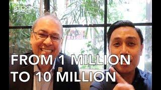 TAKING 1 MILLION to 10 MILLION