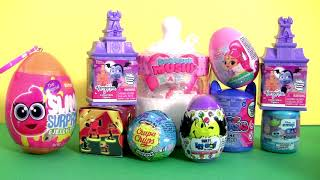 New Vampirina Surprise Toys | Monster House Smushy Mushy Squishies Slime Jelly