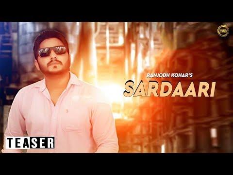Teaser   Sardaari   Ranjodh Kohar   Yaar Anmulle Records 2014...
