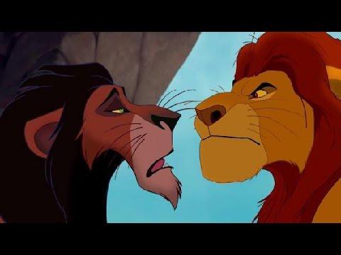 Lion king mufasa
