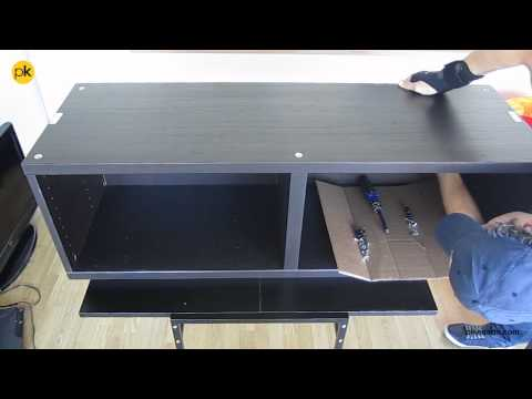 MONTAR MUEBLE TV. BESTA IKEA (subtitles)