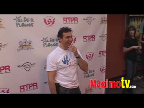 ADRIAN PAUL at Lollipops And Rainbows Foundation Launch Party May 2, 2009
