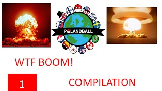Countryballs WTF BOOM Compilation