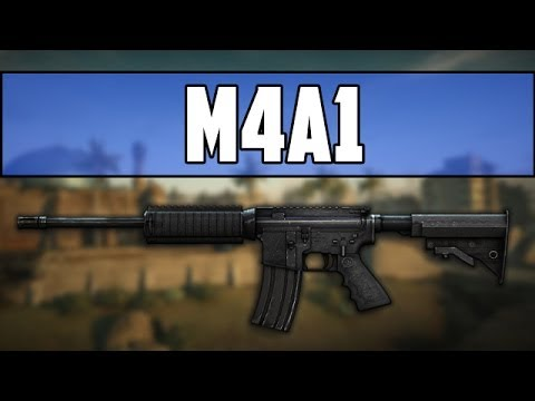 Battlefield Play4free M4A1 Review/Commentary