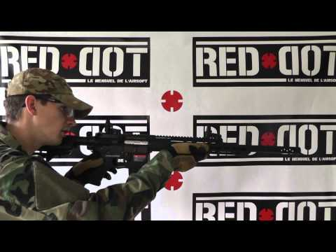 ASR-110 Guardian Match. APS - Airsoft