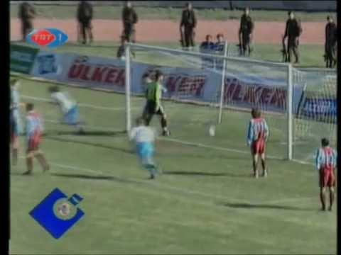 Erzurumspor trabzonspor 1999 2000 sezonu lig mai wmv