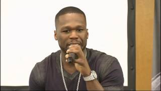 INTERVIEW 50 CENT: 50 Cent launches his new headphones