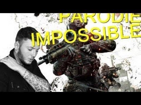 Musique Parodie Call Of Duty:Prend pas ses balles – 'Impossible' de James Arthur