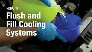 How to Flush & Fill Your Cooling System – AutoZone How to Videos