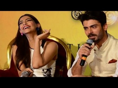Khoobsurat Official Trailer LAUNCH | Sonam Kapoor & Fawad Khan
