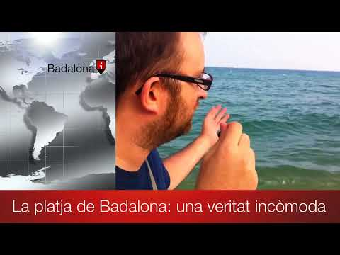 Thumbnail of video Platja de Badalona: Una veritat incmoda. By Mr. Jau