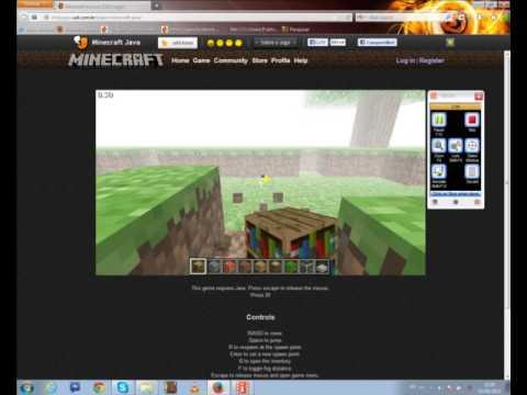 Game | Minecraft demo no click jogos D | Minecraft demo no click jogos D