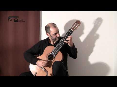 Big Guitar IX - Tedesco, Sonata (4th), Vivo ed energico - André Madeira