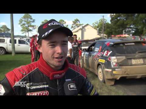 APRC - 2015 International Rally of Queensland - Review