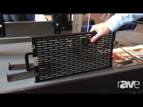 AVI LIVE: Chief Shows Kontour Desktop Monitor Mounts and LTM1U Fusion Mount