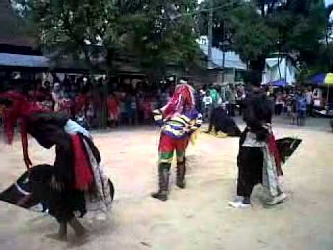 Jatilan Paten Gunung Magelang(jatilan Celeng) video