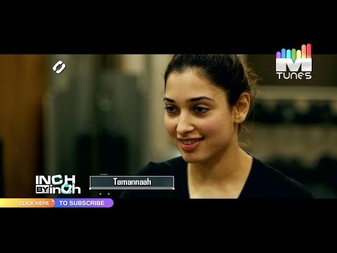 Tamannaah Bhatia's Workout | Inch By Inch | MTunes HD