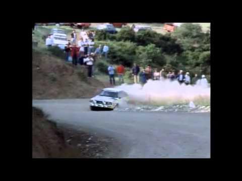 Michelle Mouton Audi Quattro Noise