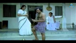 Pandavulu - Manavoori Pandavulu Movie - Chiranjeevi Best Scene