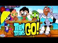 Teen Ans Go Color Swap Into Bendy And Cuphead Surprise