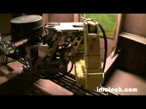 Inrotech Shipyard Welding robots HD