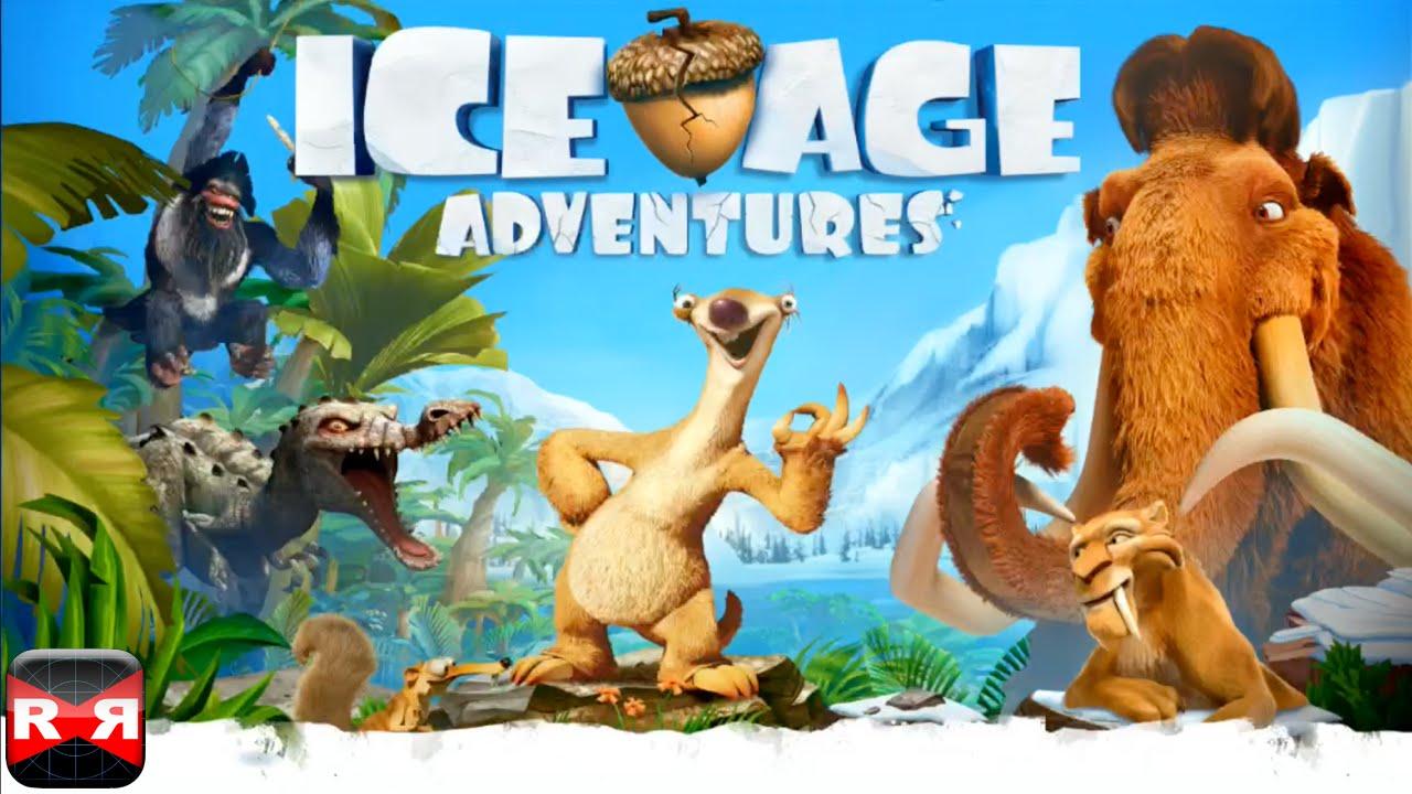 Взломать ice age village - YouTube