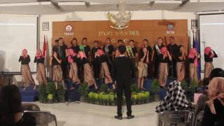 Download Lagu Sajojo - PSM Gita Angkasa Choir Gratis STAFABAND
