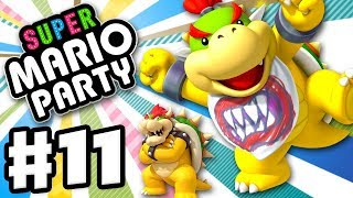 Partner Party! Tantalizing Tower Toys! - Super Mario Party - Gameplay Walkthrough Part 11