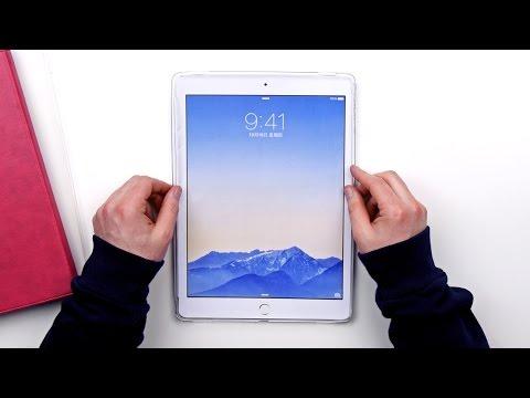 iPad Pro How Big