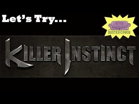 Let's Try... Killer Instinct (Ultra Edition) [XBox One]