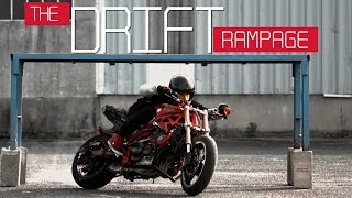 Motorcycle Drift Rampage