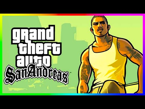 GTA San Andreas LEAKED Achievements Potential Re Release Coming Soon GTA: SA
