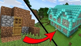 How to go from NOOB to PRO in Minecraft