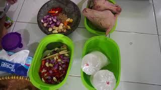 masak kepala kambing
