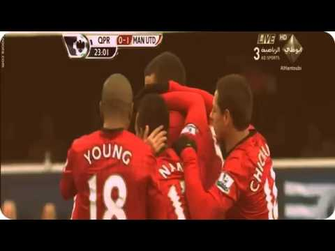 QPR VS Manchester United 0-2 goals/highlights 23/02/2013
