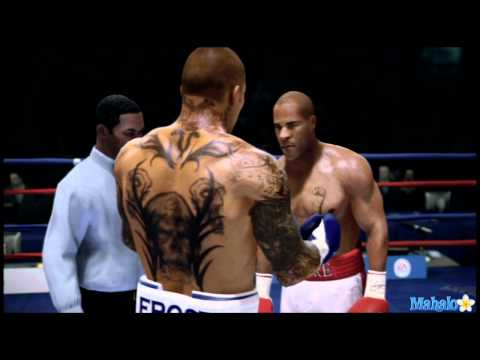 Fight Night Champion Walkthrough - Champion Mode - Andre Bishop Vs. Frost Part 1 - Survive 2 Rounds