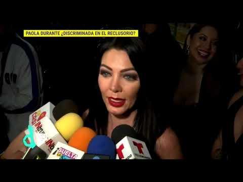 Le rechazan la entrada al reclusorio a Paola Durante | De Primera Mano