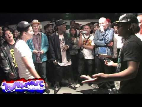 Ser-G VS Jason Bourne (Voorrondes 12de Battle) Officiele PunchOutBattles