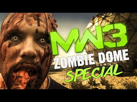 MW3 ZOMBIE DOME - 1 HOUR SPECIAL ★ Call of Duty Zombies Mod (Zombie Games)