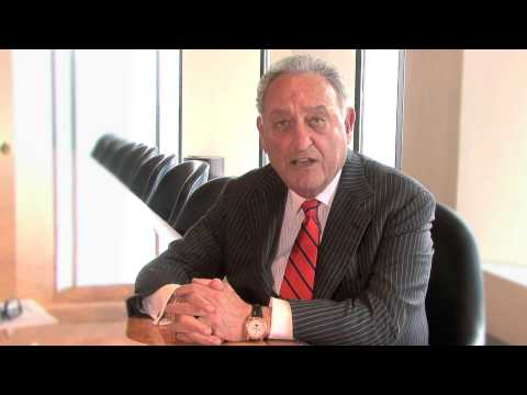 Sandy Weill on the Academy of Excellence Award - 07/17/2013