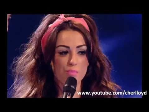 Cher Lloyd sings Girlfriend by Avril Lavigne Live Show 8 X Factor 2010 HQ/HD