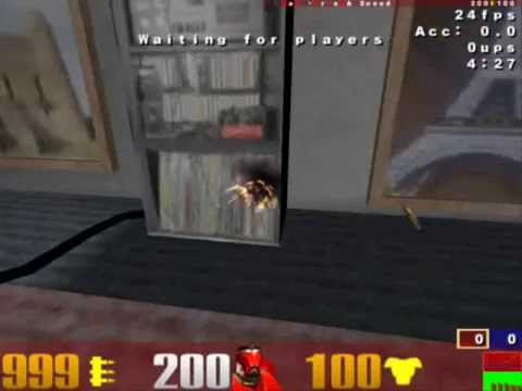 Quake 3  Arena - |RaQ|Pr!sma - Sodomia with machinegun