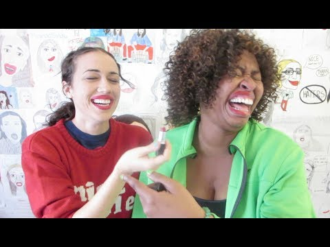 GloZell and Miranda BLOOPERS! | Vlogmas Day 19