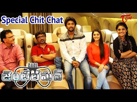 Nani Gentleman | Nani Special Chit Chat With Cute Actresses Niveda Thomas, Surabhi