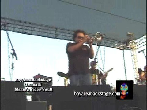 Ozomatli Live In San Jose-Orisha Sessions at the Fairgrounds
