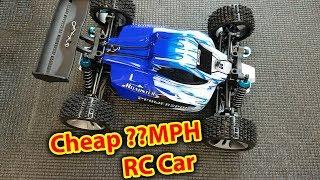 Can a dirt CHEAP RC Car be any good? GPS Steed run + Destruction Test