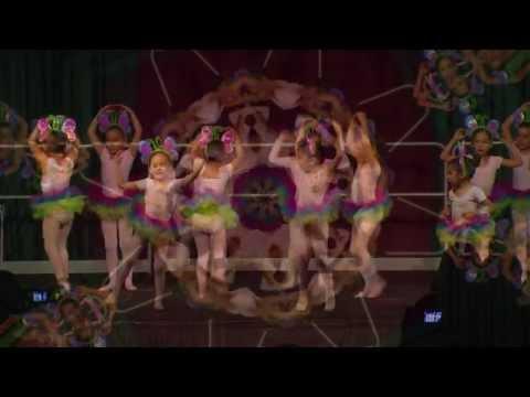 El Paso Community College -Children's College Dance recital 2013