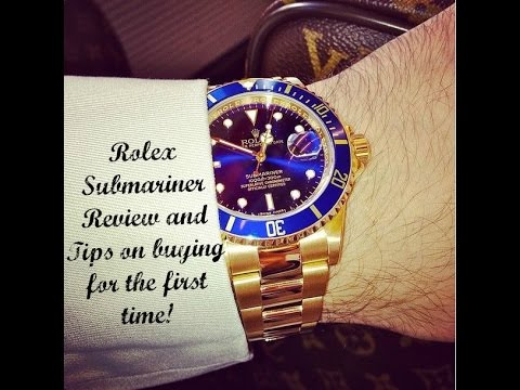 Rolex Submariner Review + Tips on Buying Rolex first time